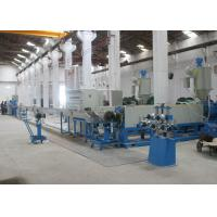 Quality Fast Speed Automotive Cable Extrusion Line Computerized Control Energy Efficiency wholesale
