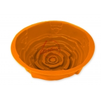 China EU Certificate 240 Degrees Rose Shape Silicone Baking Tools on sale