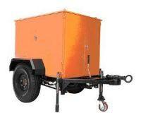 Quality Vacuum transformer dehydration / degassier systems with trailer wholesale