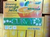China Slimming Orange Juice Weigt Loss Tea Diet Tea Slimming Product on sale