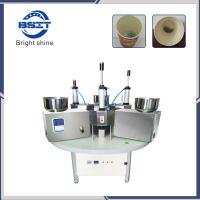 Quality China SS304 tea hidden paper cup making machine for back tea and coffee wholesale