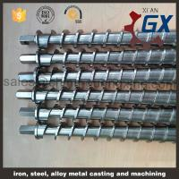 Quality extruder spare parts including cylinder screw and gearbox wholesale