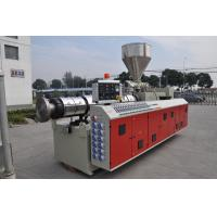Quality Wide Thick WPC PVC Foam Board Production Line Extruder Single Screw / Twin Screw wholesale