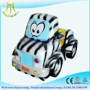 China Hansel 2015 fiber glass chinakiddie rides machine on sale