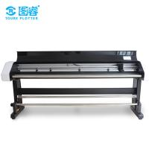China Automatic Cad Cut Machine Single Color 110 / 220 Voltage 250 * 48 * 50cm on sale