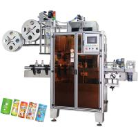 China Automatic Labeler Machine , PVC Shrink Sleeve Label Machine For Beverage on sale