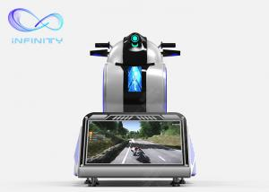 Quality New Generation 9D Vr Motorcycle Racing Simulator Gaming Machine For Sale wholesale