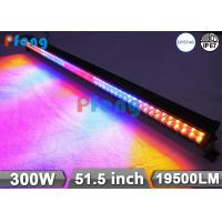 Quality Multi Color Led Light Bar 300W 51.5 , cree curved 50 led light bar wholesale