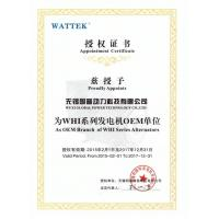 WUXI GLOBAL POWER TECHNOLOGY CO.,LTD Certifications