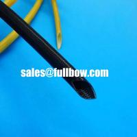 China 4000V Good Quality Dielectric PU Fiberglass Sleeving on sale