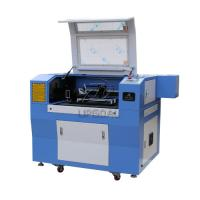 Quality 700*500mm Invitation Card Greeting Card Co2 Laser Cutting Machine with Rotary Axis wholesale
