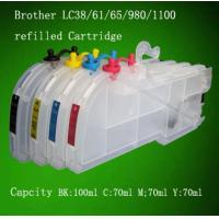 Quality Refill ink cartridge for Brother (LC38 cartridge) printer wholesale