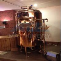 Quality Liquefaction and Saccharification Tank 1000l saccharification tank beer brewing equipment wholesale