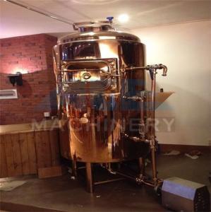 Cheap Liquefaction and Saccharification Tank 1000l saccharification tank beer brewing equipment for sale