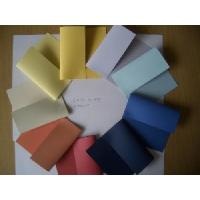 Quality Tone-To-Tone Color Backing Blackout Roller Shade Fabric wholesale
