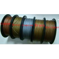 Quality 1.75mm Metal 3d Printer Filament Copper Bronze Brass Red Copper Aluminium wholesale