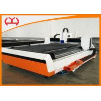 China IPG Type Fiber Laser Cutting System  High Rigidity Box Type Low Maintenance on sale