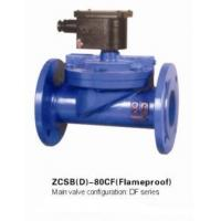Quality Blue flame proof  Explosion proof solenoid valve water latching Direct acting wholesale