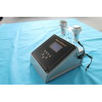 Quality Radio Frequency 40KHZ RF Cavitation Slimming Machine Dissolving Legs Fatness wholesale