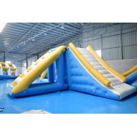 Cheap Giant Inflatable Water Toys Game / Inflatable Outdoor Water Theme Park Manufacturer for sale