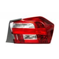 Quality Professional HONDA Car Lights City 2012 LED Red Tail Light / Tail Lamps Flat Assembly wholesale