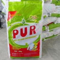 China Eco-friendly OEM laundry detergent powder with rich foam on sale