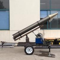 Quality mobile trailer lighting tower system wholesale