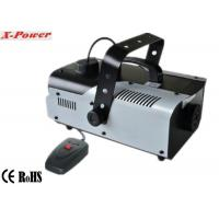 Quality X-06  Commercial Ground Fog Machine 900 Watt Disco Fogger Black Or Sliver housing wholesale
