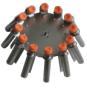 TD4A Benchtop Large Volume Centrifuge Gas Hinge For Lid Drop Protection
