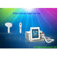Quality Diode laser fast hair removal with Semiconductor+Water Cooling+Air Cooling machine wholesale