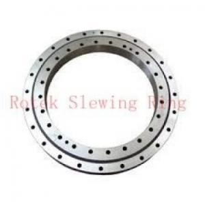 China Tower crane slewing gear bearing turntable bearing on sale