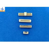 Quality 180 degree vertical SMT Wafer Connector with 1.25mm pitch brass pin PCB Connector wholesale