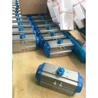 Quality China Pneumatic Actuator manufacturer & supplier  OEM pneumatic rotary actuator for valves wholesale
