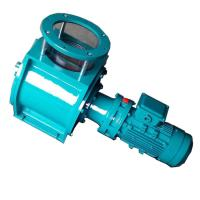 Quality DFGF Stainless Steel Rotary Valve Medium Temperature YJD Model Number wholesale
