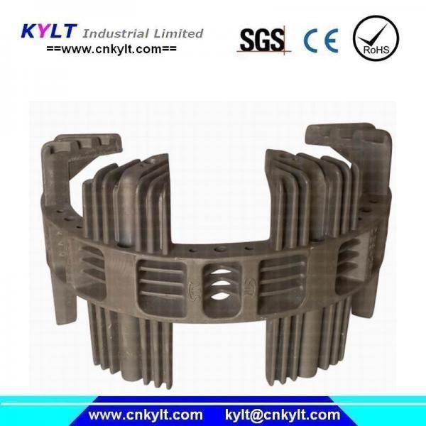aluminum motor frame die cast
