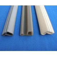 Cheap High Temp Resistant Silicone Rubber Profiles For Door Insulation Tape for sale