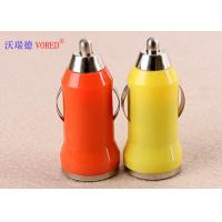 Quality Exquisite Universal USB Car Charger For Iphone / Samsung 5V 1A Output wholesale