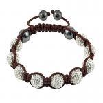 Quality Crystal Bangle Bracelets CJ-B-104 wholesale