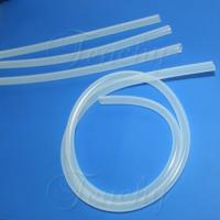 High Strength Flexible Silicone Tubing Ozone Resistance For Drinking Fountains
