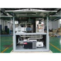 Quality (Multi-stage)Vacuum transformer oil purifiers, oil filtration unit, oil recycling machine wholesale