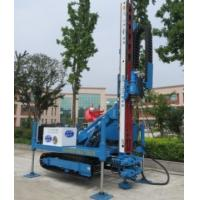 Quality Anchor Drilling Rig Dth Hammer Land Drilling Rigs Machine Piling Foundation Drill MDL-150H wholesale