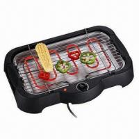 Quality Electric Barbecue Grill with On/Off Indicator Light and Detach Protection wholesale