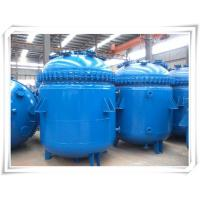 Quality Carbon Steel Natural Gas Storage Tank With Section Design 5000L 145psi Pressure wholesale