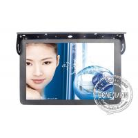 """Buy cheap 18.5"""" Advertising TV for Bus , Stereo LCD with 500cd/m2 product"""