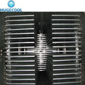 China Vacuum Freeze Drying Equipment , Freeze Dry Machine PLC HMI Control System on sale