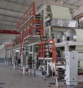 Quality duplex board paper coating machine,duplex board paper coater wholesale