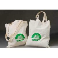 Quality Logo Printed Cotton Carrier Bags wholesale