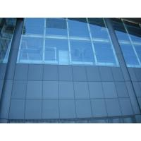 Quality Frameless Structural Glass Curtain Wall Partition Security Soundproof wholesale