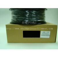 Cheap Conductive electricity 3d Printer Filament , 3d printing abs filament for Cubify and UP for sale