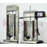 Quality 7 LB/3 L Manual Sausage Stuffer 2 Speed Stainless Steel Vertical 5-7 Lb Sausage Maker wholesale